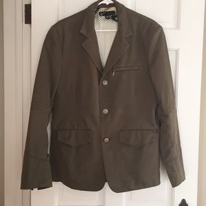 Other - Men's Olive Green Blazer